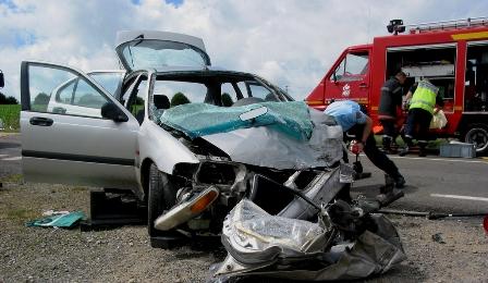 Tunisie – Une voiture de fonction d'un cadre supérieur impliquée dans un accident de la route