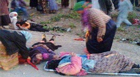 Tunisie: Sept ouvrières agricoles blessées dans un accident de la route à Kairouan
