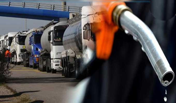 tunisie gr ve g n rale en vue dans le secteur du transport des carburants. Black Bedroom Furniture Sets. Home Design Ideas