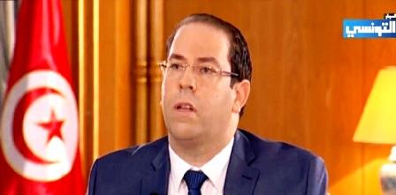 Tunisie – Les déclarations de Youssef Chahed sur Al Hiwar Attounissy