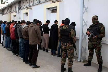 Tunisie: Un coup de filet à Monastir met sous les verrous un terroriste et un criminel recherchés par la justice