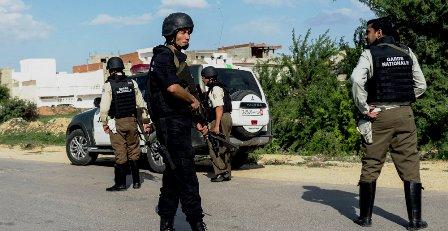 Tunisie – Un individu menace des agents de la garde nationale avec un fusil de chasse