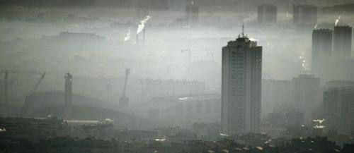 Europe: Plus d'un demi-million de morts par an à cause de la pollution