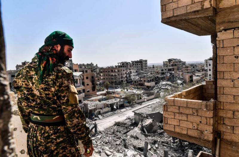 Les Forces démocratiques syriennes sur le point de reprendre Raqqa