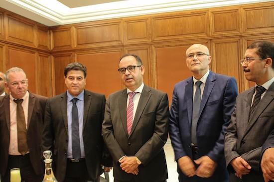 Tunisie : Kourchid installe le nouveau chef de cabinet