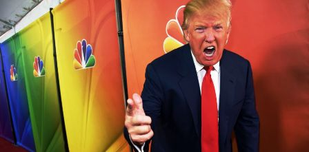 USA : Donald Trump se lance dans la censure des médias qui le gênent