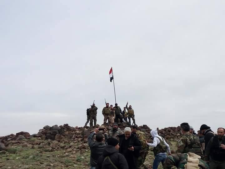 L'armée syrienne reprend la dernière ville encore aux mains de Daesh
