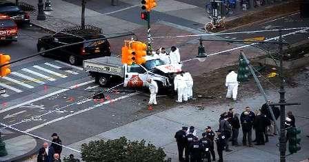 Que sait-on de l'auteur de l'attaque de Manhattan ?