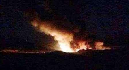 Israël conduit deux raids en territoire syrien. Damas riposte avec des missiles sol-Air