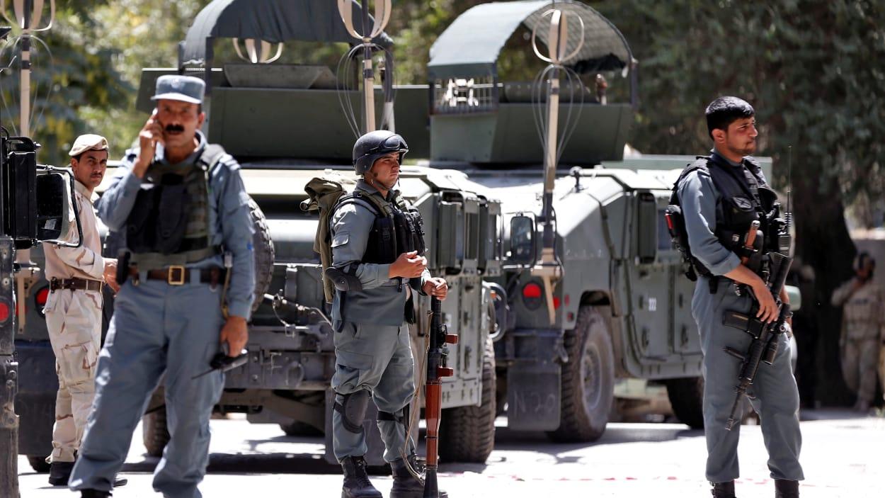 Six morts dans un attentat à Kaboul, Daesh revendique — Afghanistan