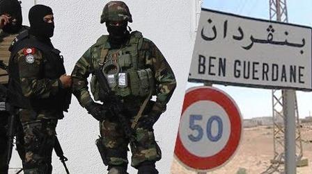 Tunisie – Ben Guerdene : Arrestation de dix terroristes relevant d'Al Qaeda en Libye