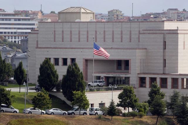 Turquie: Washington annonce une reprise totale de la délivrance de visas