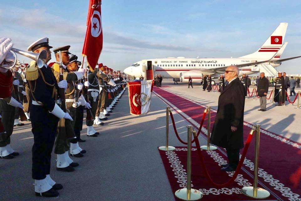 Essebsi - Macron : Accord cadre pour la lutte contre le terrorisme