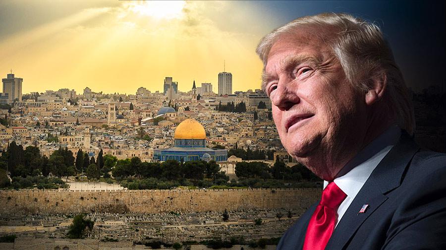 Reconnaissance de Jérusalem comme capitale d'Israël, Trump risque d'embraser le Moyen-Orient