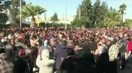 Une marche contre Trump à Rabat — Al Qods