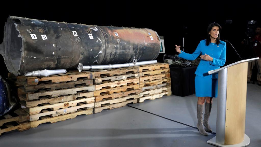 Missiles balistiques: l'Iran pourrait défier l'ONU