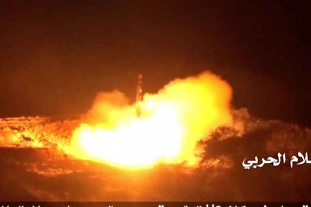 Nouveau tir d'un missile balistique du Yémen sur l'Arabie saoudite