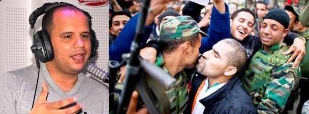 Tunisie – L'armée nationale se plaint du journaliste Nawfel Ouertani