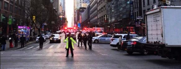 USA – L'identité et la nationalité de l'auteur de l'attentat de Manhattan