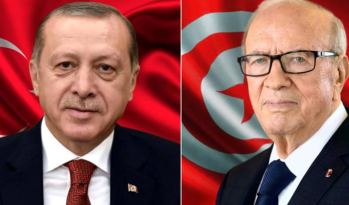 La Tunisie et la Turquie signent quatre accords de coopération