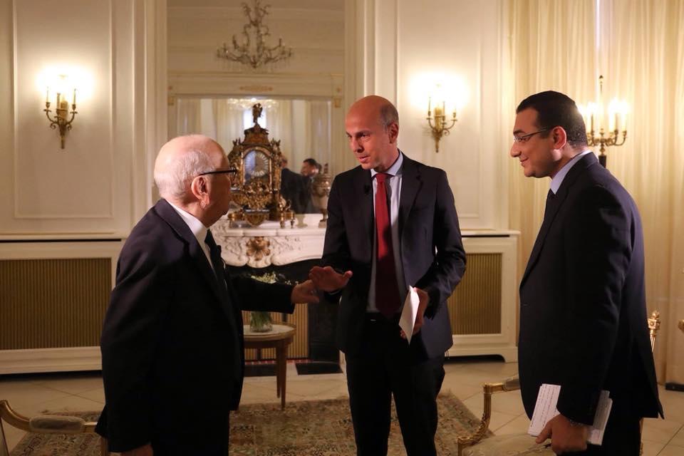 Libye : Beji Caïd Essebsi appelle les protagonistes libyens à faire des concessions