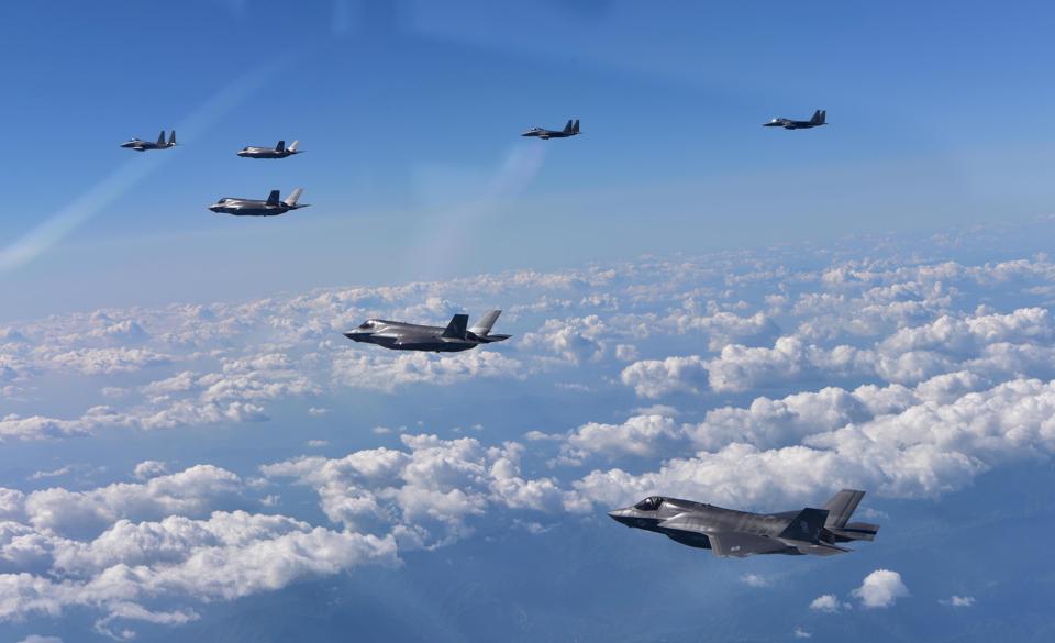 Un avion de ligne a aperçu le missile nord-coréen