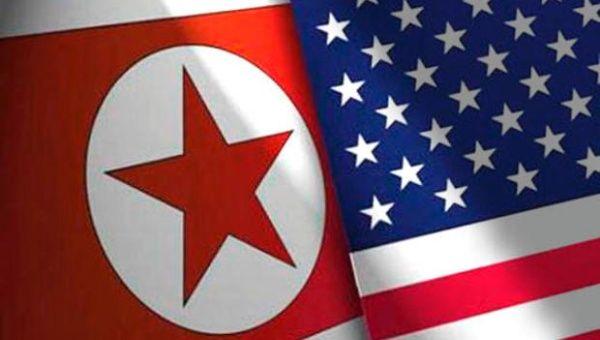 Une délégation russe en visite — Corée du Nord