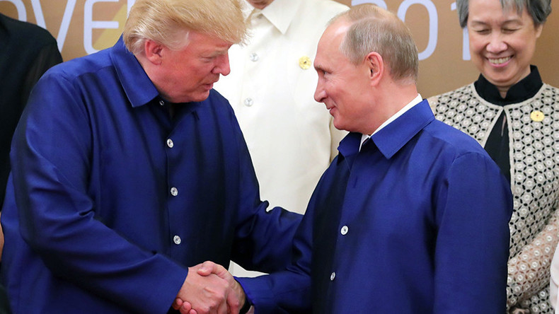 Attentat déjoué en Russie: Poutine remercie Trump