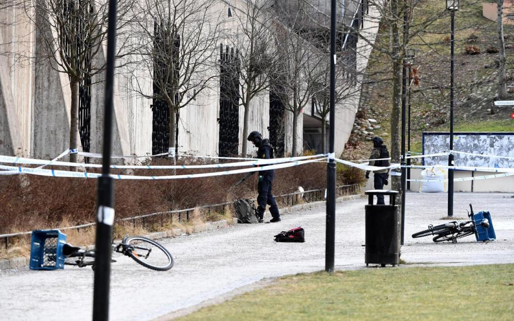 Stockholm. Explosion près d'une bouche de métro : un blessé