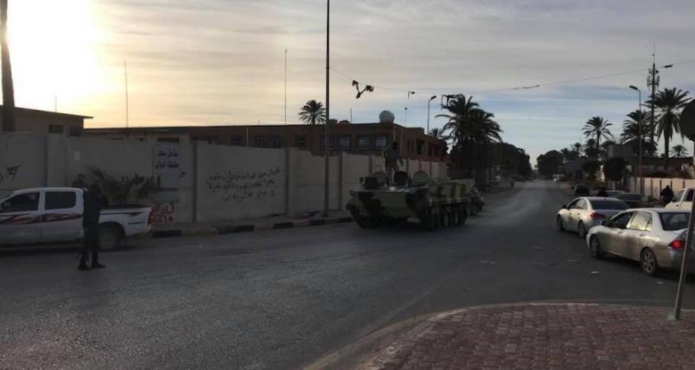20 morts lors de combats près de l'aéroport de Tripoli — Libye