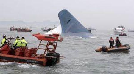 Disparition de 80 passagers à bord d'un navire sur l'océan pacifique