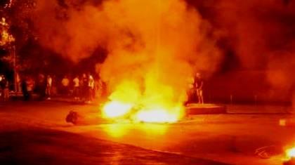 Tunisie – Le Kram Ouest: Reprise des affrontements nocturnes