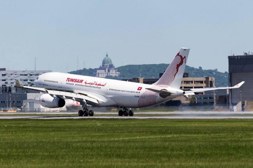 Tunisair va porter  à 4 ses dessertes vers le Canada