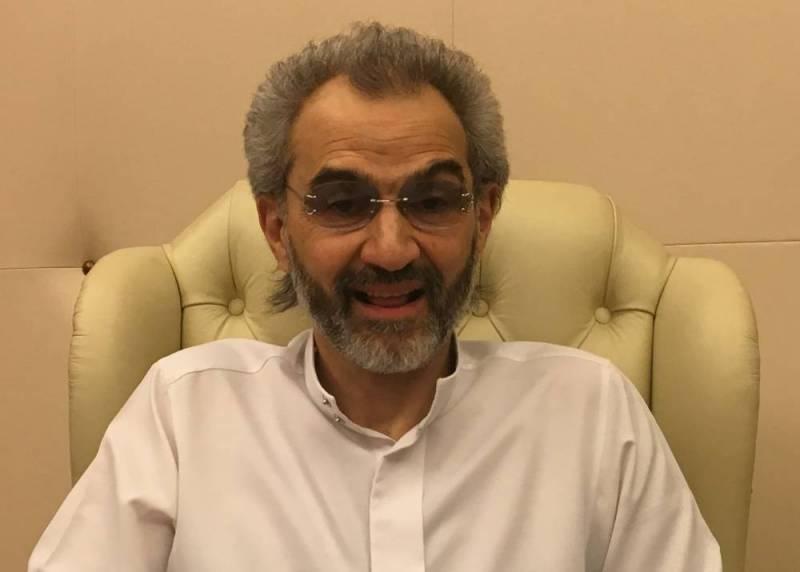 Le prince et milliardaire saoudien Al-Walid ben Talal libéré