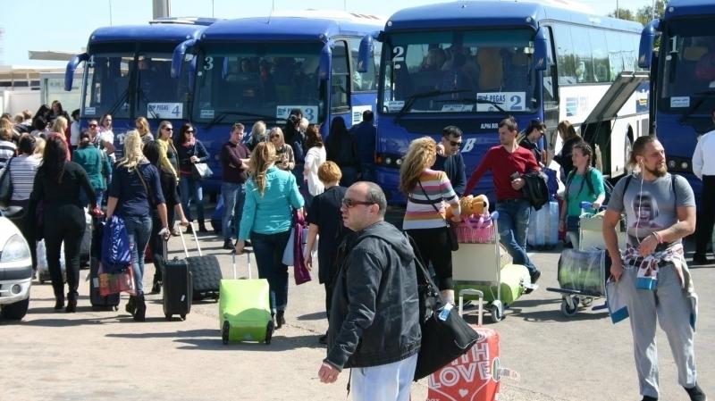 Tunisie: L'arrivée des touristes a enregistré une hausse de 23,2% en 2017