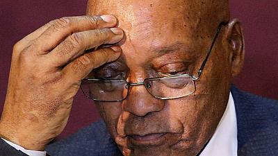 Bientôt la fin — Jacob Zuma