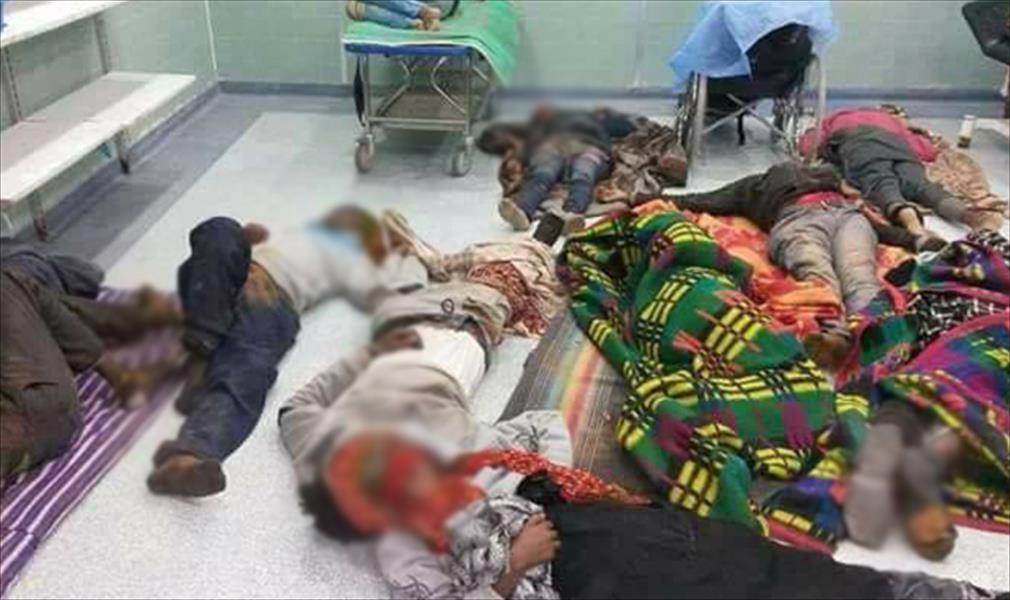Libye: Décès 23 immigrés lors d'un accident de la route