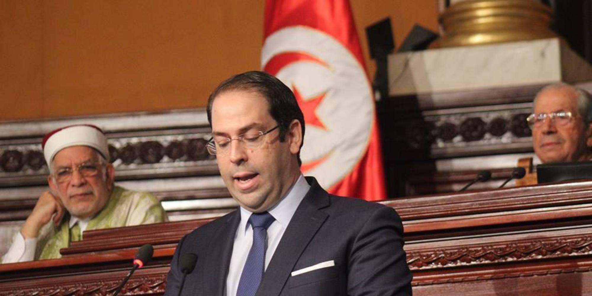 Tunisie: Youssef Chahed auditionné en plénière le 23 mars prochain