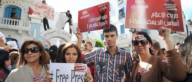 Tunisie-Journée de colère des journalistes, Nejib Bghouri exige des excuses du ministre de l'Intérieur