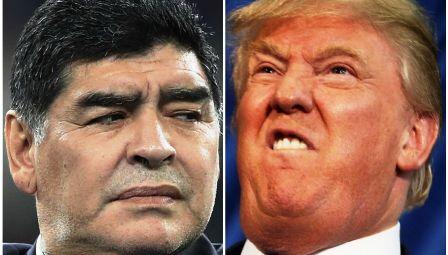 Les Etats-Unis refusent d'accorder un visa à Maradona. La Raison