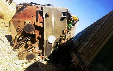 Tunisie – Gabes : Le camion impliqué dans un accident avec un train transportait de la contrebande