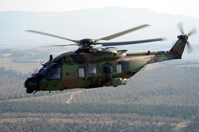 Le Qatar confirme l'achat de vingt-huit NH90