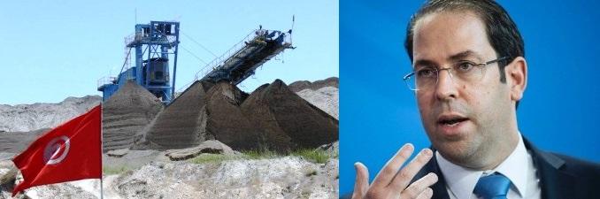 Tunisie – Décision gouvernementales pour la crise du phosphate : Les réactions