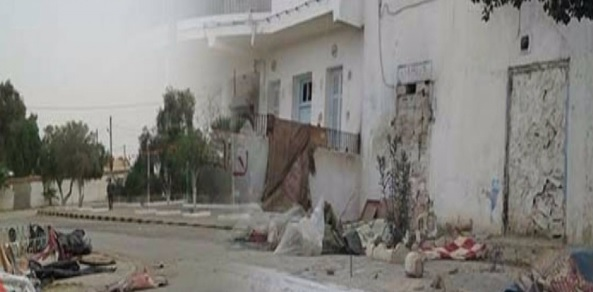 Tunisie – Nuit d'affrontements à Mdhilla