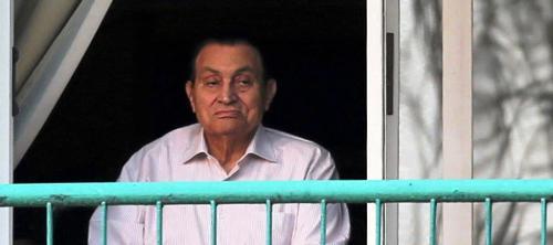 Moubarak : Les américains sont derrière le printemps arabe