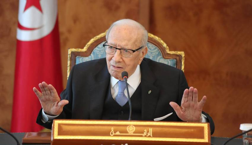 Tunisie: Béji Caïd Essebsi recadre les membres de la commission des signataires du Document de Carthage