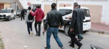 Tunisie – Ils essaient de braquer les automobilistes coincés dans un bouchon suite à un accident