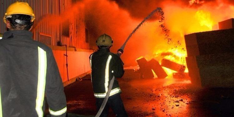 Tunisie: 100 tonnes de dattes partis en fumée