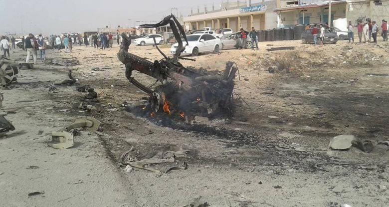 Libye: Le chef de l'état-major de l'armée nationale libyenne, fidèle de Hafter, survit à un attentat