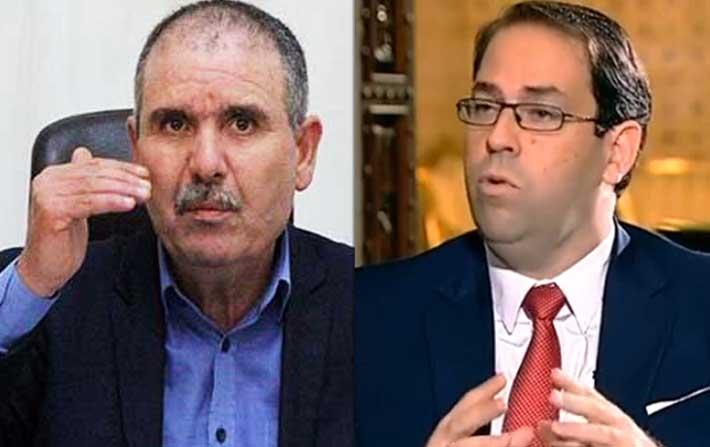 Tunisie: Crise de l'enseignement secondaire, Noureddine Taboubi attend un coup de fil de Youssef Chahed annonçant une solution